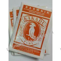 BARWNIK/BARWNIKI UNIWERSALNE DO TKANIN - rudy Przedmioty do ozdabiania