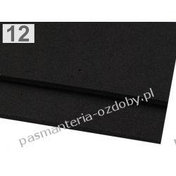 PIANKA DO DEKORACJI 2 mm arkusz 20x30cm - czarna Crackle