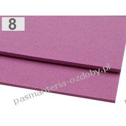 PIANKA DO DEKORACJI 2 mm arkusz 20x30cm - fioletowy Koraliki i cekiny