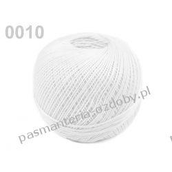 KORDONEK nici Snehurka 50x3 30g/200m - biały