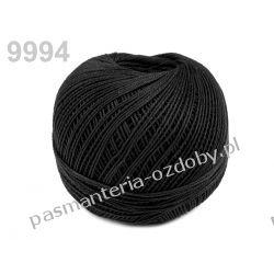 KORDONEK nici Snehurka 50x3 30g/200m - czarny