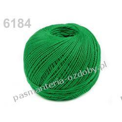 KORDONEK nici Snehurka 50x3 30g/200m - zielony