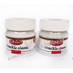 CRACKLE CLASSIC 2x50ml - do spękań dwuskładnikowy Kleje i media