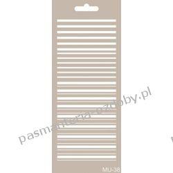 Szablon, Maska Mix Media 10 X 25 cm - MU38