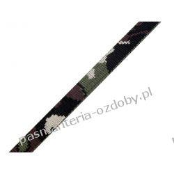 TAŚMA PARCIANA, NOŚNA 20mm (do toreb itp.) 1m - moro Włóczki