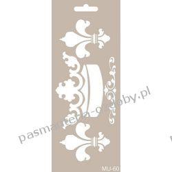 Szablon, Maska Mix Media 10 X 25 cm - MU60 Rękodzieło