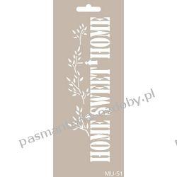 Szablon, Maska Mix Media 10 X 25 cm - MU51