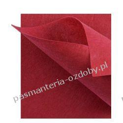 FILC  sztywny - ark.30x40 cm /2mm czerwony
