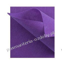 FILC  sztywny - ark.30x40 cm /2mm fiolet Rękodzieło