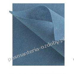 FILC  sztywny - ark.30x40 cm /2mm błękit Filcowanie