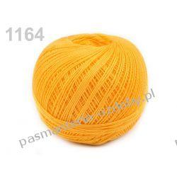 KORDONEK nici Snehurka 50x3 30g/200m - ciemny żółty