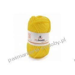 Włóczka MYBOSHI Nr1 wełna+akryl 50g k.113 lowenzahn (żółty) Igły, szpilki i agrafki
