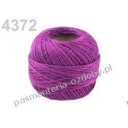 KORDONEK nici Perlovka NITARNA 60x2 10g/85m - 4372 fioletowy Nici