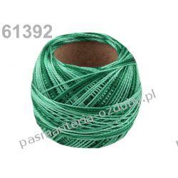 KORDONEK nici Perlovka OMBRE NITARNA 60x2 10g/85m - 61392 ciemny zielony Nici