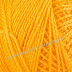 KORDONEK nici KARAT 8 ARIADNA 76x2 10g/65m - jasny pomarańcz 414 Igły, szpilki i agrafki
