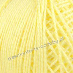 KORDONEK nici KARAT 8 ARIADNA 76x2 10g/65m - jasny żółty 402 Włóczki