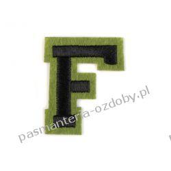Naprasowanka - litera F Farby i lakiery