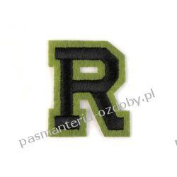 Naprasowanka - litera R Rękodzieło