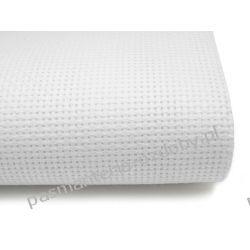 Kanwa sztywna 1 m 56/10 14ct - biała Akcesoria hafciarskie