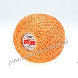 KORDONEK nici KAJA 15 ARIADNA 50x3 30g/200m - jasny pomarańczowy (302) Włóczki