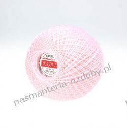 KORDONEK nici KAJA 15 ARIADNA 50x3 30g/200m - jasny różowy (317) Igły, szpilki i agrafki