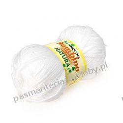 Włóczka Bambino - antypiling - 100g - biały (150)