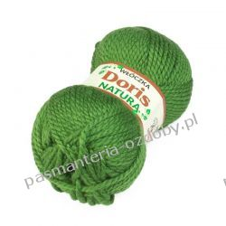 Włóczka Doris - 100g - zielony (248) Nici