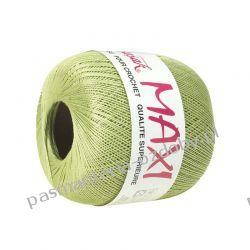 KORDONEK nici MAXI Nr 10/3 100 g x 565 m - zgaszony zielony (364) Nici
