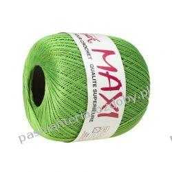 KORDONEK nici MAXI Nr 10/3 100 g x 565 m - zielony (332) Akcesoria