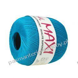KORDONEK nici MAXI Nr 10/3 100 g x 565 m - turkusowy (9519) Nici