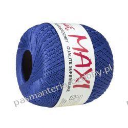 KORDONEK nici MAXI Nr 10/3 100 g x 565 m - szafirowy (335) Nici
