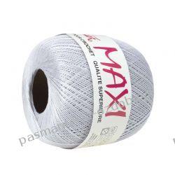 KORDONEK nici MAXI Nr 10/3 100 g x 565 m - popielaty (9920) Druty, szydełka i czółenka