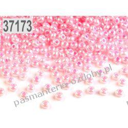 Koraliki szklane - PRECIOSA - rozmiar 10/0 -20g- perłowy róż Włóczki