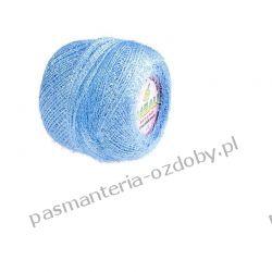 KORDONEK nici - Yabali - niebieski (6023) Zamki i zapięcia