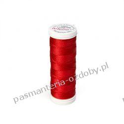 NICI DO JEANSU - Talia 30 - czerwony (921) Szklane zwykłe