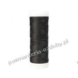 Nici elastyczne - TEXAR 200E - czarny (5999) Koraliki i cekiny