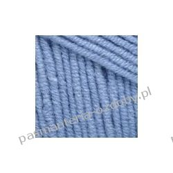 Włóczka YarnArt Jeans - 50g - błękitny (kol. 15)