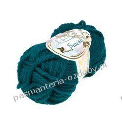 Włóczka La Passion - Bracen - 100g - ciemny turkus (kol. 31870)
