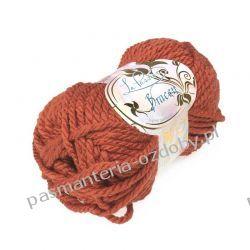 Włóczka La Passion - Bracen - 100g - rudy (kol. 27550) Przedmioty do ozdabiania