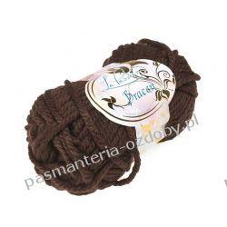 Włóczka La Passion - Bracen - 100g - brązowy (kol. 51540)
