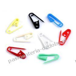 Plastikowe agrafki znaczniki 7x22 mm Szycie i dziewiarstwo