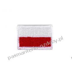 Naprasowanka flaga 15 x 20 mm Szycie i dziewiarstwo