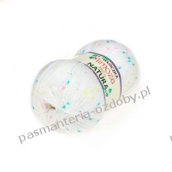 Włóczka Mimoza Baby - 100g - kolor 375 Rękodzieło