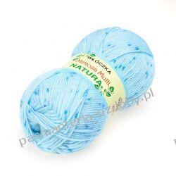 Włóczka Mimoza Baby - 100g - kolor 379 Rękodzieło