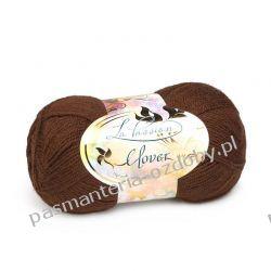 Włóczka La Passion Clover - 50g - brązowy (45) Rękodzieło