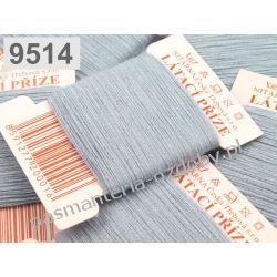 Nici Przędza do cerowania100% bawełna - popielaty Igły, szpilki i agrafki