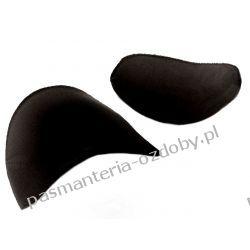 Poduszki barkowe grubość 14x10cm/10mm czarne Rękodzieło