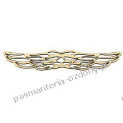 Drewniane skrzydła - ażurowe - 12x2 cm