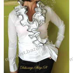 Elegancka bluzka, koszula wizytowa
