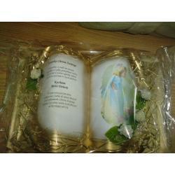 pamiatka na chrzest